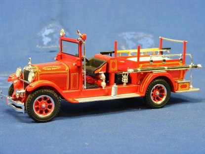 Picture of Studebaker 1928 fire pumper SOUTH BEND
