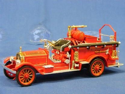 Picture of GMC 1941 fire pumper FDNH Engine 7