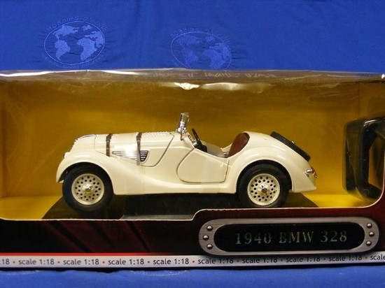 Picture of 1940 BMW 328-converible  white