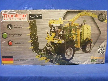 Picture of Krone Big X1100harvester metal kit