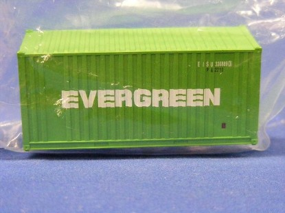 Picture of 20' Rib-Side Container -EVERGREEN