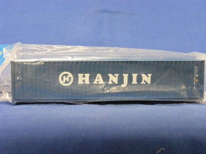 Picture of 40' Rib-Side Container - HANJIN