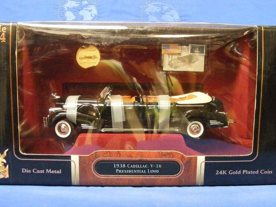 Picture of 1938 Cadillac V-16 Presidential Limo