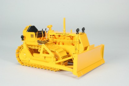 Picture of Caterpillar D4 7U with 4S blade