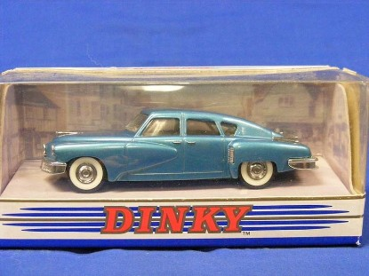 Picture of Tucker Torpedo 1948 blue