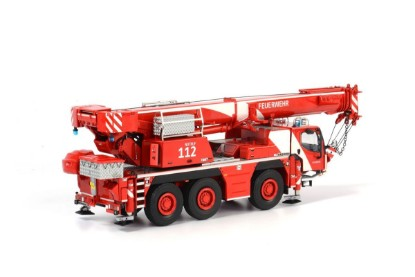 Picture of Liebher LTM1050-3.1 crane  BERLIN FEUEWEHR