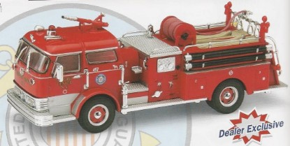 Picture of  Mack C  Pumper US Coast Guard