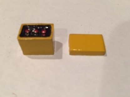 Picture of Battery box for D8