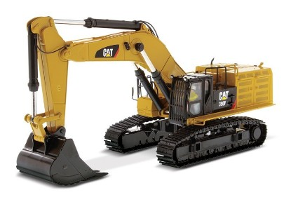 Picture of Caterpillar 390F LME track excavator