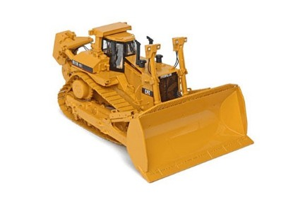 Picture of Cat D11R Carry dozer  yellow