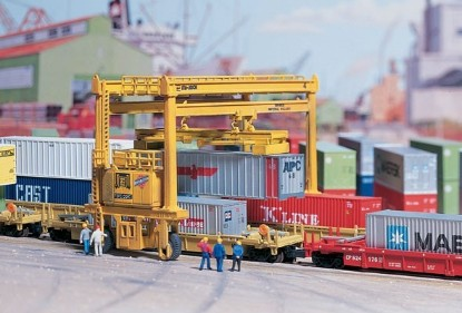 Picture of Mi-Jack TL-1000 container LIFT