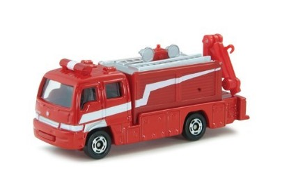 Picture of Hino fire engine