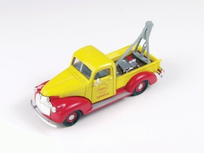 Picture of 1941-46 Chevrolet Delivery Truck - Shell Oil