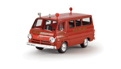 Picture of 1964 Dodge A 100 Passenger Van - NY Fire Rescue