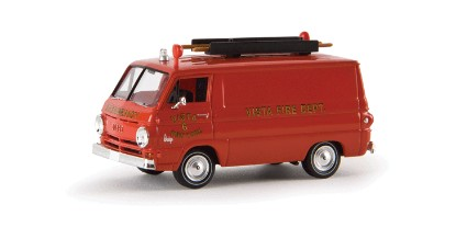 Picture of 1964 Dodge A 100 Passenger Van - NY Fire Rescue w/ ladder              NY Fire Rescue