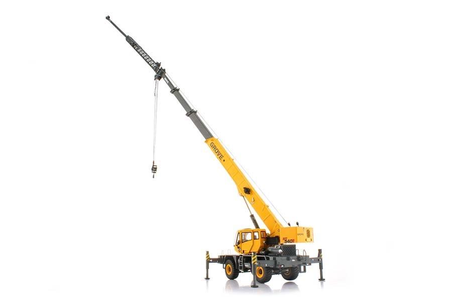Picture of Grove RT540E RT crane   yellow