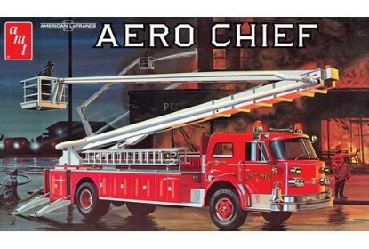 Picture of American LaFrance Aero Chief fire platform