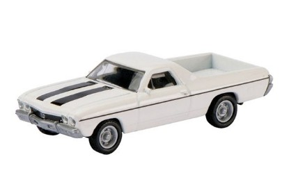 Picture of 1968 Chevrolet El Camino, white/black
