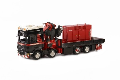 Picture of Scania R + FASSI 110 + -MAMMOET