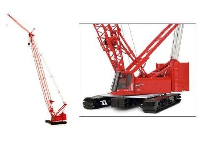 Picture of Manitowoc 999 crawler crane