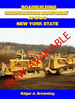 Picture of Roadbuilding Construction Equipment at Work NY