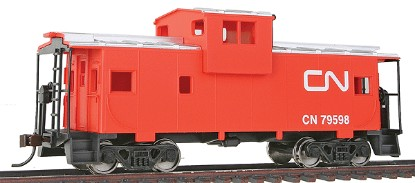 Picture of Canadian National Caboose