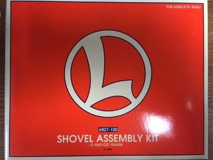 Picture of P&H Cable Shovel Kit  orange
