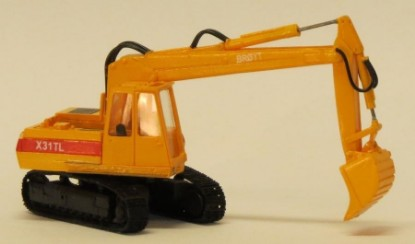Picture of Broyt X31 TL Excavator