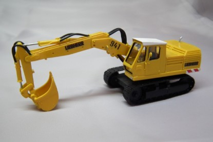 Picture of Liebherr 941 Tracked Excavator