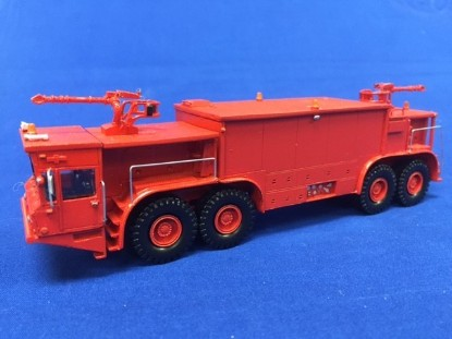 Picture of Oshkosh P15 Twin Engine 8X8 Fire Crash Truck-Red