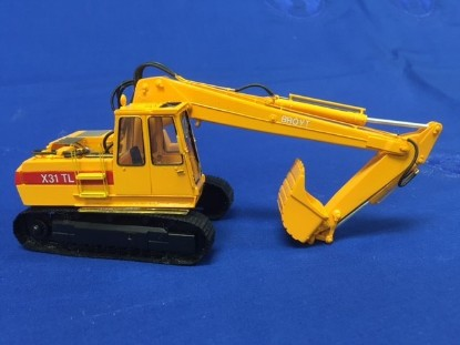 Picture of Broyt X31 TL Track Excavator -Orange