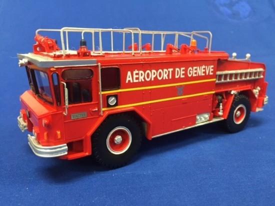 Picture of Walter CB3000 fire crash truck