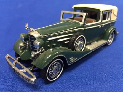 Picture of Cadillac 1933 V-16  green