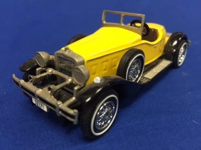 Picture of Stutz Bearcat 1931 yellow