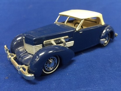 Picture of Cord 1937 blue