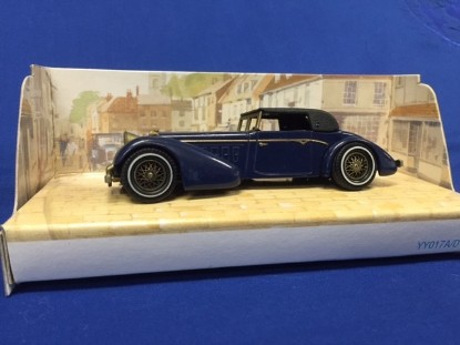 Picture of Hispano Suiza  blue