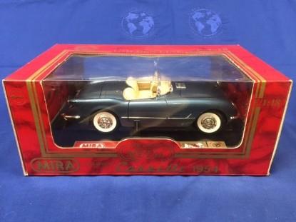 Picture of 1954 Corvette - blue Convertible