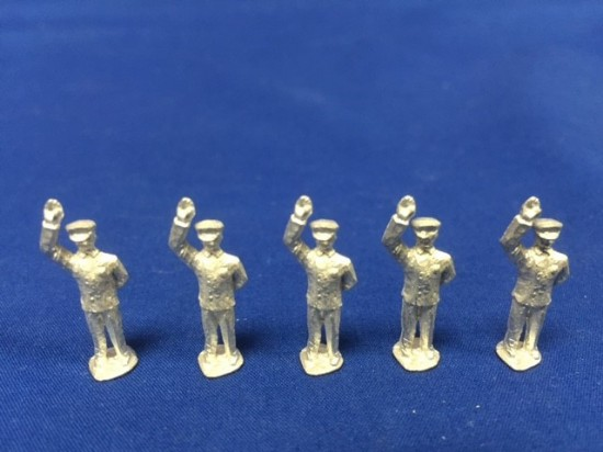 Picture of Policemen- unpainted (5)