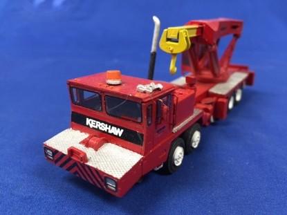 Picture of Kershaw wrecking crane 100T