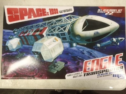 Picture of Space 1999 - Eagle 1 Transporter