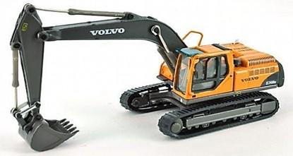 Picture of Volvo EC240 BLC Track Excavator