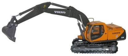 Picture of Volvo EC 210 E Track Excavator
