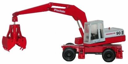 Picture of Poclain 90PB Heritage Wheeled Excavator