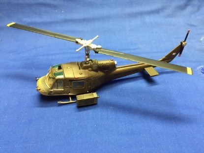 """Picture of Huey  """"Hog"""" Helicopter US Army"""