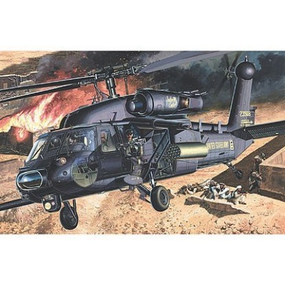 Picture of AH-60L DAP Helicopter-Direct Action Penetrator