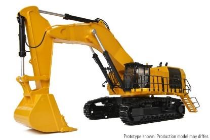 Picture of Cat 6015B track excavator