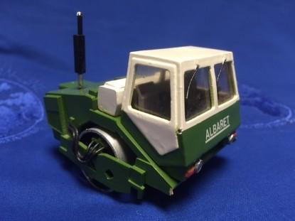 Picture of Albaret Sismopactor roller