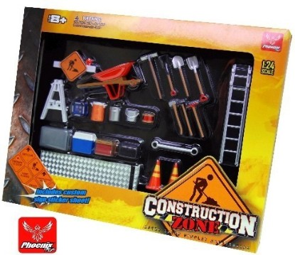 Picture of Construction Zone Accessory Set