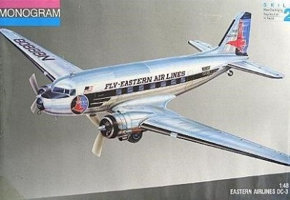 Picture of DC-3 Eastern Airlines