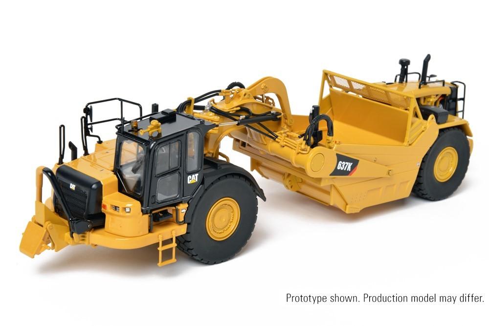 Picture of Caterpillar 637K Scraper